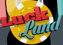 LuckLand logga