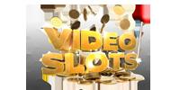Videoslots casino logga